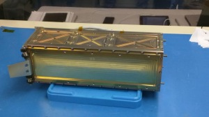 CubeSat P-POD closed
